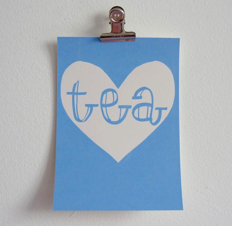 Teaheartcard
