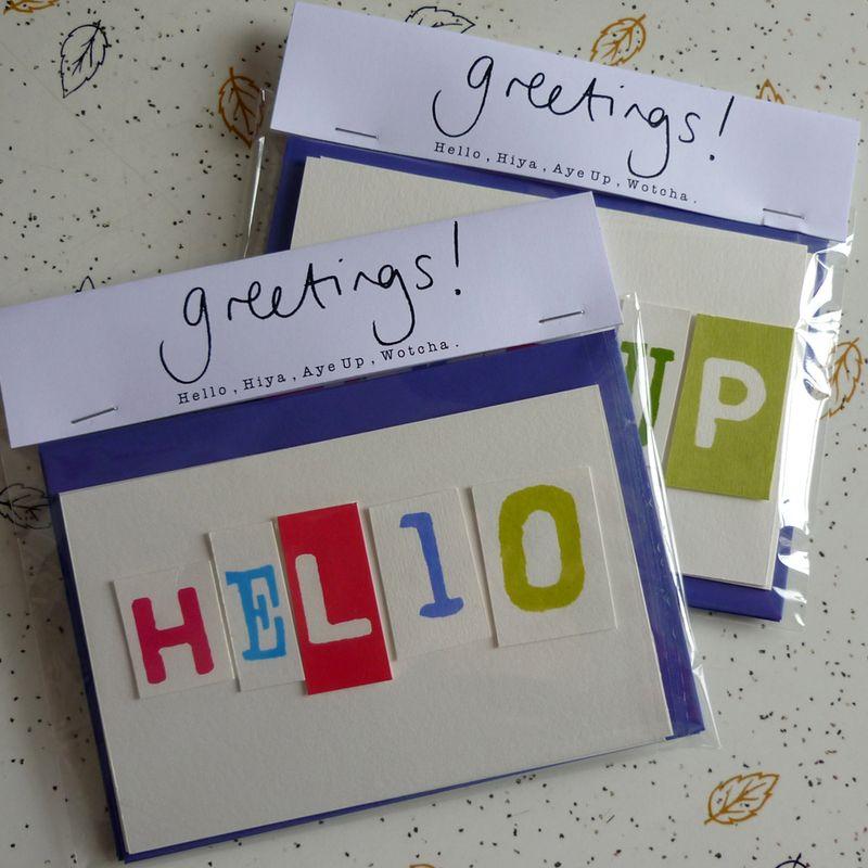 Greetingspack