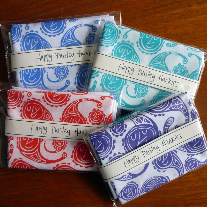 Paisleypackets