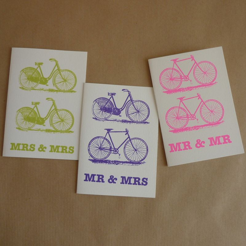 Bicyclecards