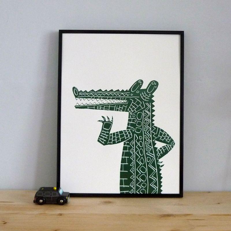 Crocodilegreen02